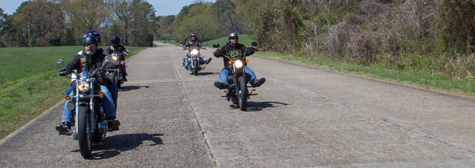 Ride to Yorktown
